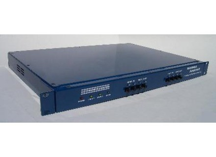 Networksound Mamba Analog to Digital Bi-directional Converter (ANADAT)
