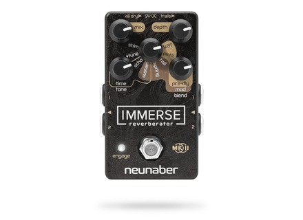 Neunaber Technology Immerse Reverberator MKII