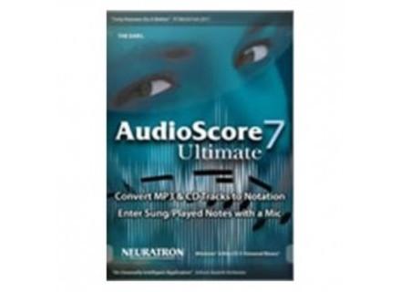 Neuratron Audioscore Ultimate 7