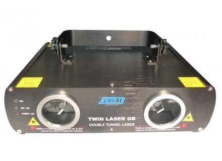 Nicols Twin Laser Gb