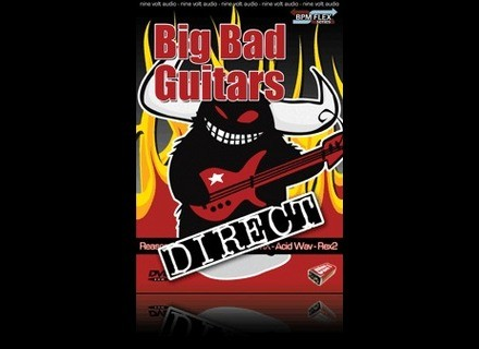 Nine Volt Audio Big Bad Guitars Direct