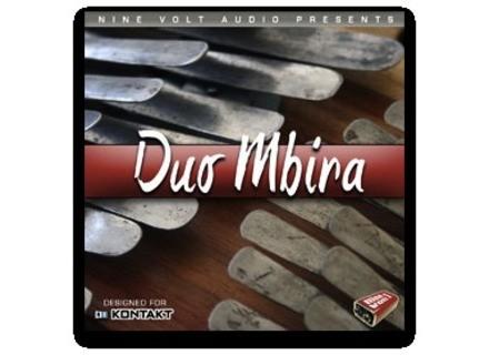 Nine Volt Audio Duo - Mbira