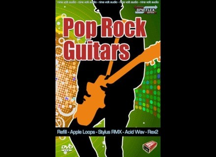 Nine Volt Audio Pop Rock Guitars
