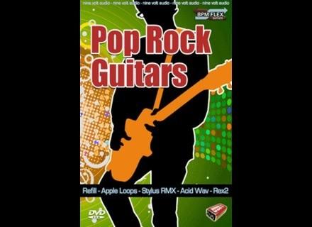 Nine Volt Audio Pop Rock Guitars