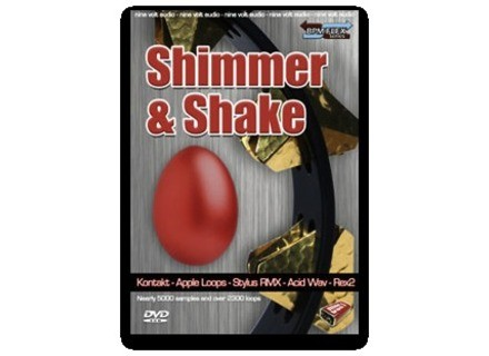 Nine Volt Audio Shimmer & Shake
