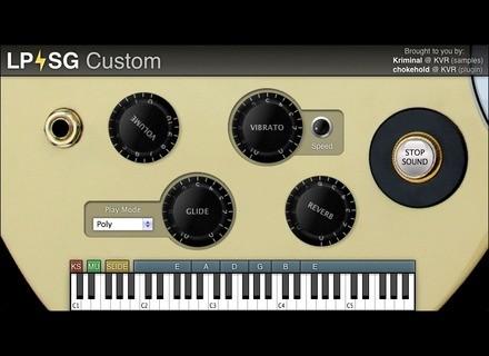 No Name LP SG Custom Freeware