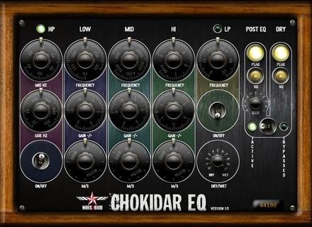 Noisebud Chokidar EQ