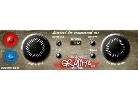 Noisebud GranMa 2