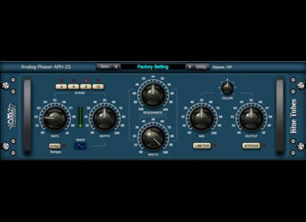 Nomad Factory Blue Tubes Analog Phaser APH-2S