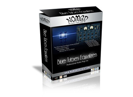 Nomad Factory Blue Tubes Equalizers