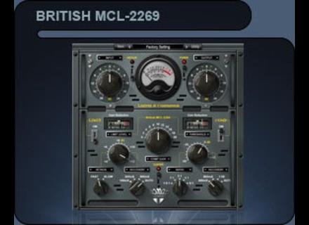 Nomad Factory British MCL-2269