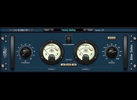 Nomad Factory BT BrickWall 2S-XP Limiter
