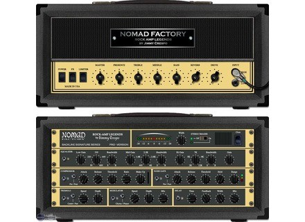Nomad Factory Rock Amp Legends