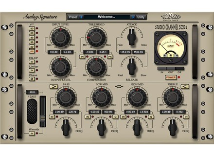 Nomad Factory Studio Channel SC-226