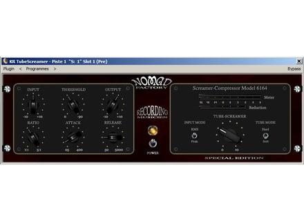 Nomad Factory Tube Screamer [Freeware]