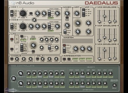 NorthernBeat Daedalus [Freeware]