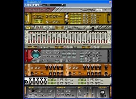 Novaflash Microgram M1 [Freeware]