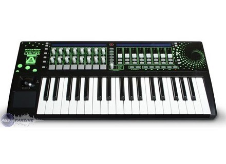 Novation 37 SL Limited Edition Green