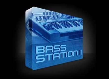Novation Bass Station II Producer Series Vol. I