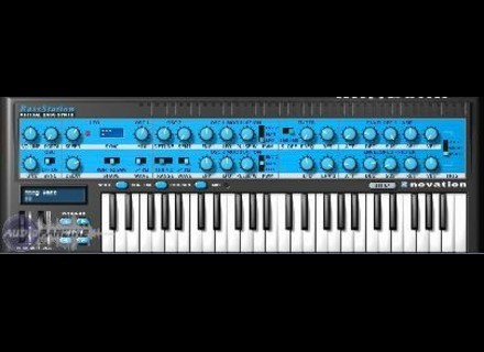 Novation Bass Station Virtuel