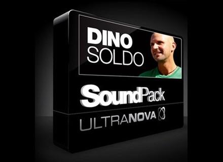 Novation Dino Soldo SoundPack for UltraNova