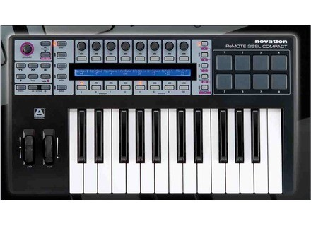 Novation Remote SL Compact 25