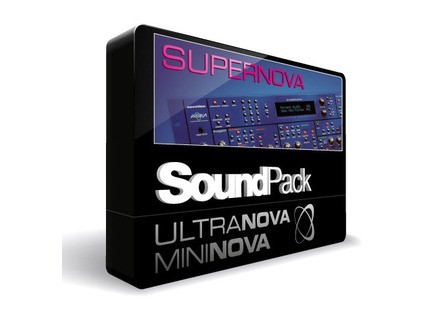 Novation Supernova Soundpack
