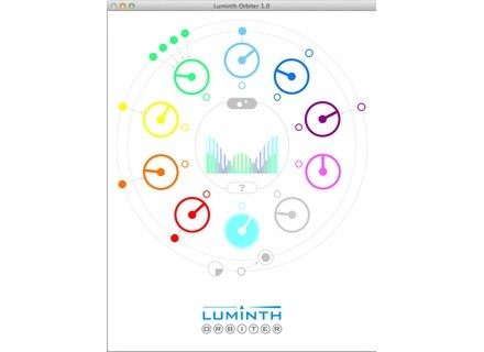 NTH Synth Luminth Orbiter