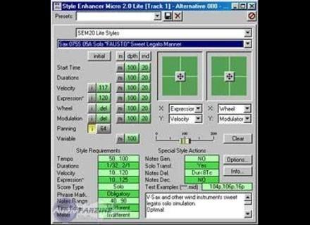 Ntonyx Style Enhancer Micro 2.0