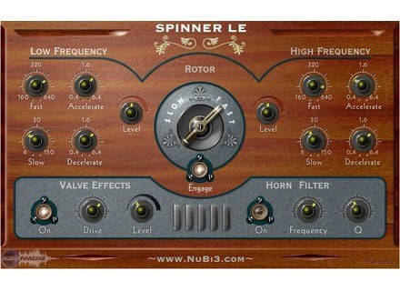 Nubi3.com Spinner LE [Freeware]