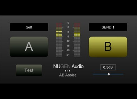 Nugen Audio A|B Assist