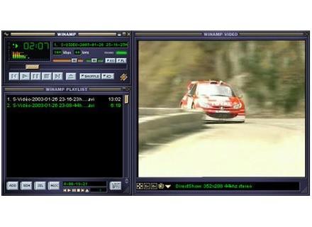 Nullsoft Winamp Classic 2.95 Full