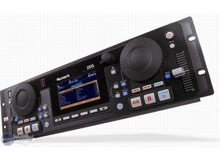 Numark DDS Multi Format DJ Media Player