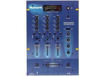 Numark DM2000X
