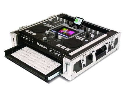 Numark iDJ2 Road Case