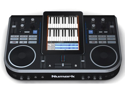 Numark iPad DJ Station