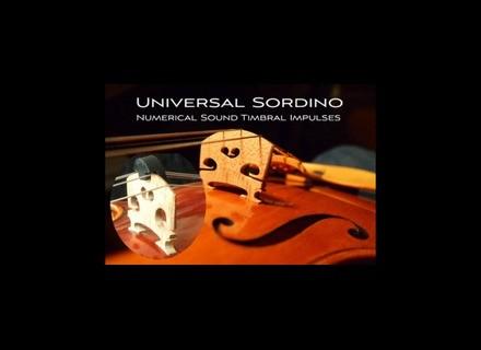 Numerical Sound Universal Sordino