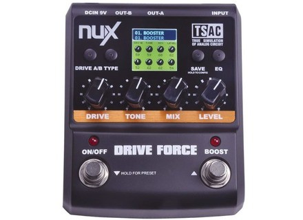 nUX Force