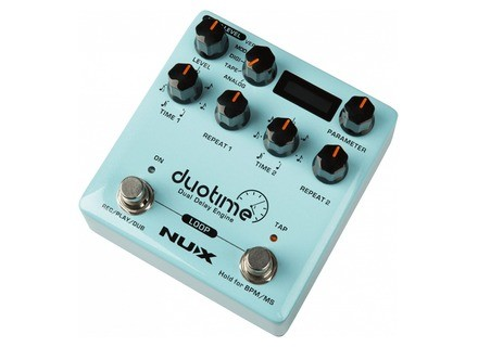 nUX Duotime Dual-Delay Engine