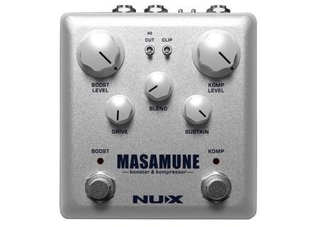 nUX Masamune Booster & Kompressor
