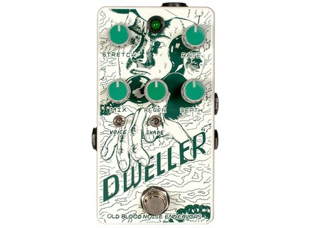 Old Blood Noise Endeavors Dweller Phaser Repeater