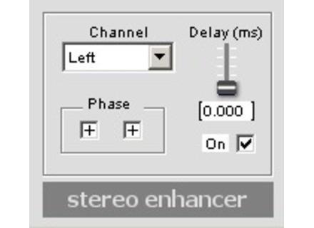 Oli Larkin Stereo Enhancer