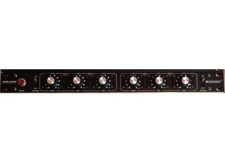 Omnitronic ISO-23D DJ isolator