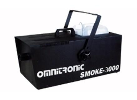 Omnitronic Smoke 3000