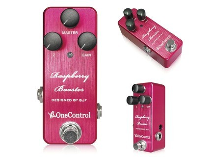 One Control Raspberry Booster