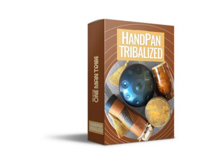 One Man Tribe Handpan Tribalized