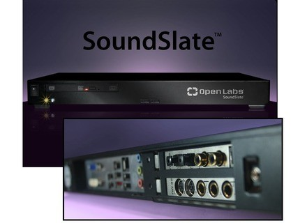 Open Labs SoundSlate