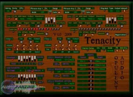 Opulent Audio Tenacity