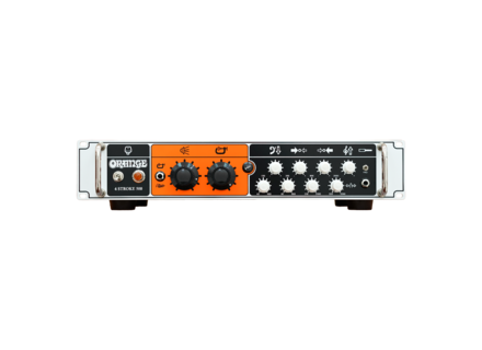 Orange 4 Stroke 500