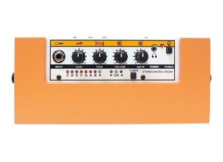Orange CR6S Stereo Micro Crush